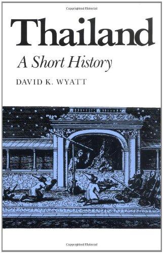 9780300035827: Thailand: A Short History