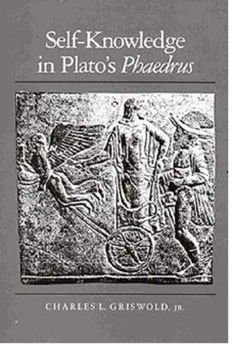 9780300035940: Self-Knowledge in Plato's Phaedrus