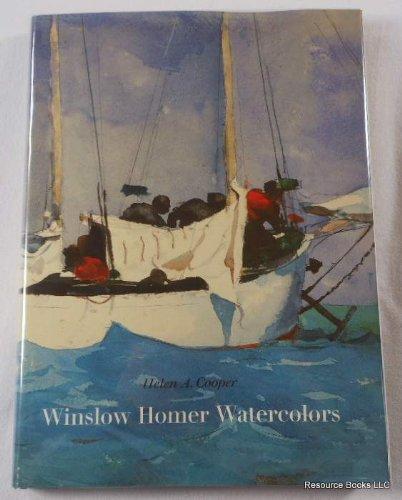 9780300036954: Winslow Homer Watercolors