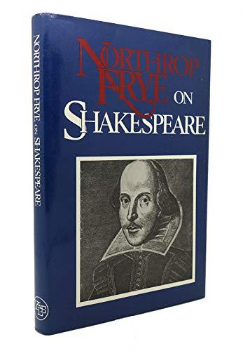 9780300037111: Northrop Frye on Shakespeare