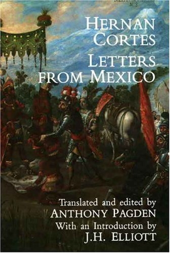 9780300037241: Letters from Mexico