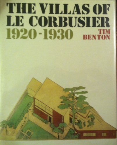 9780300037807: The Villas of Le Corbusier, 1920-1930: With Photographs in the Lucien Herve Collection