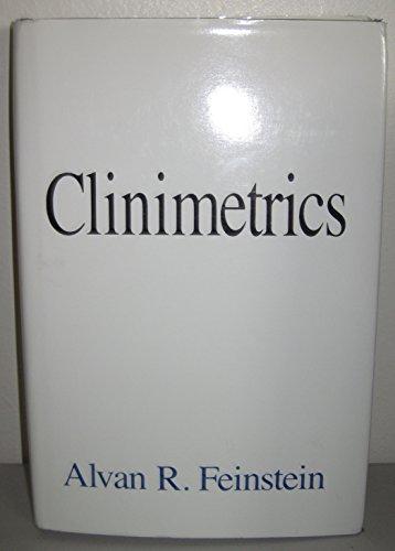 9780300038064: Clinimetrics