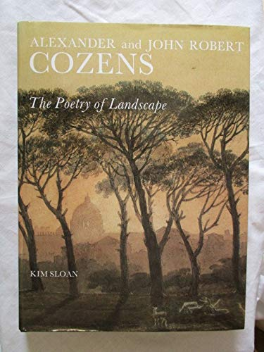 9780300038262: Alexander and John Robert Cozens