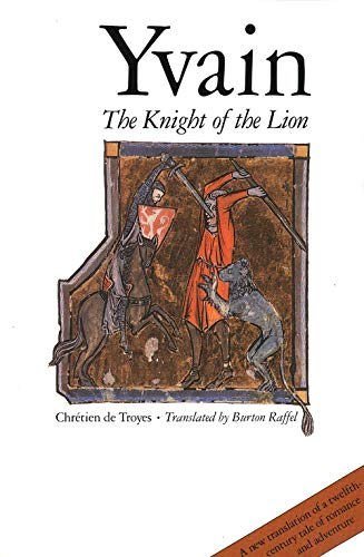 9780300038385: Yvain: The Knight of the Lion