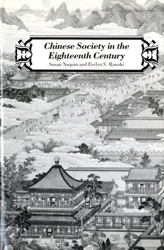 9780300038484: Chinese Society in the Eighteenth Century