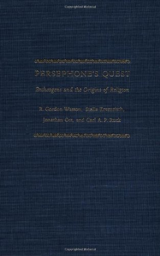 9780300038774: Persephone's Quest: Entheogens and the Origins of Religion