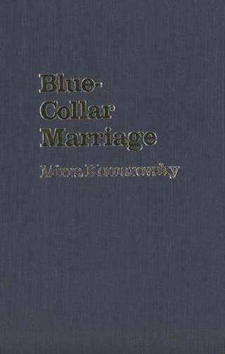 9780300039184: Blue-Collar Marriage