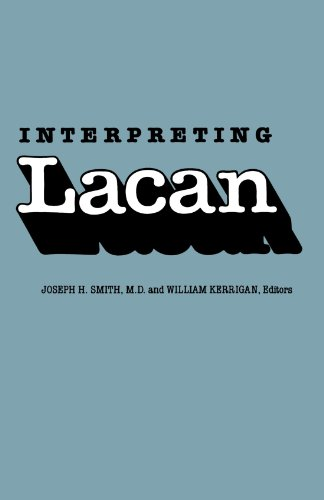 9780300039351: Interpreting Lacan (PSYCHIATRY AND THE HUMANITIES)