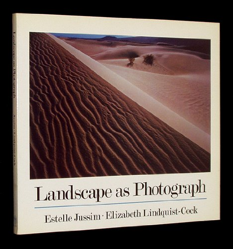 9780300039412: Landscape as Photograph