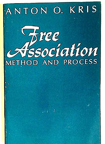 9780300040357: Free Association: Method and Process