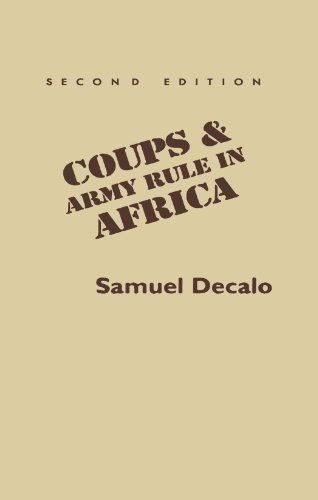 9780300040432: Coups and Army Rule in Africa: Motivations and Constraints, Second Edition