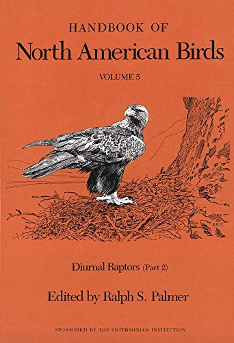 9780300040609: Handbook of North American Birds: Volume 5, Diurnal Raptors (Part 2)