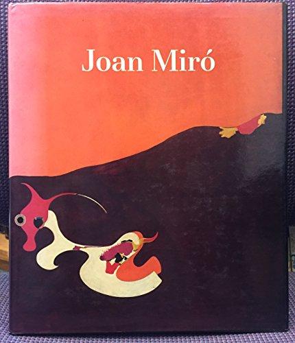 9780300040739: Miro: Joan Miro Exhibition Catalogue: A Retrospective.