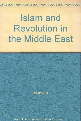 9780300041279: Islam and Revolution in the Middle East