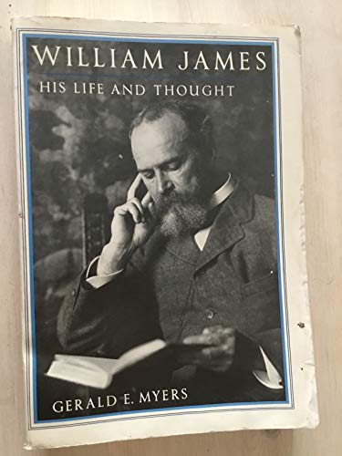 9780300042115: William James: His Life and Thought
