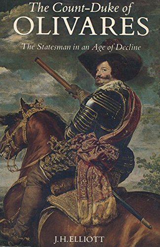 9780300042184: Count-Duke of Olivares: The Statesman in an Age of Decline