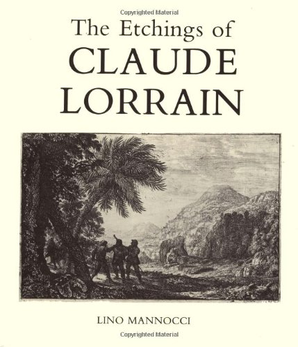 9780300042221: The Etchings of Claude Lorrain