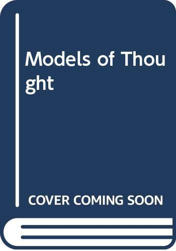 9780300042306: Models of Thought: Volume II