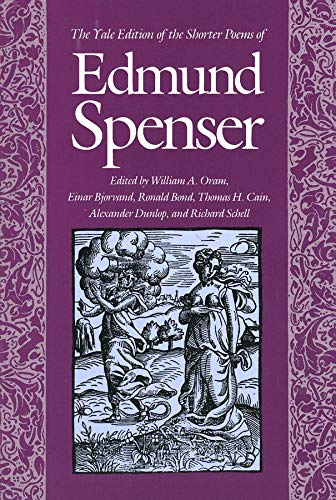 9780300042450: The Yale Edition of the Shorter Poems of Edmund Spenser