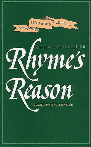 9780300043075: Rhymes Reason: A Guide to English Verse