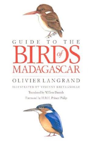 9780300043105: Guide to the Birds of Madagascar