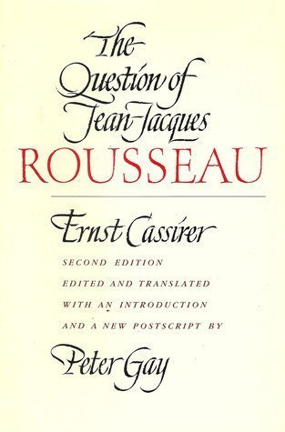 9780300043297: The Question of Jean-Jacques Rousseau