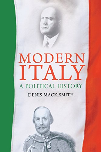 9780300043426: Modern Italy: A Political History