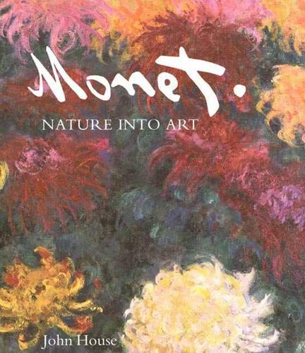 9780300043617: Monet: Nature Into Art