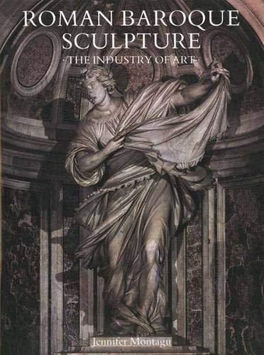 9780300043921: Roman Baroque Sculpture: The Industry of Art