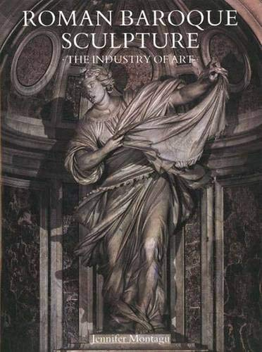 9780300043921: Roman Baroque Sculpture: The Industry of Art