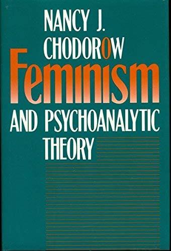 9780300044171: Feminism and Psychoanalytic Theory