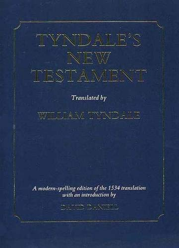 9780300044195: Tyndale's New Testament