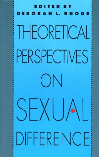 9780300044270: Theoretical Perspectives on Sexual Difference