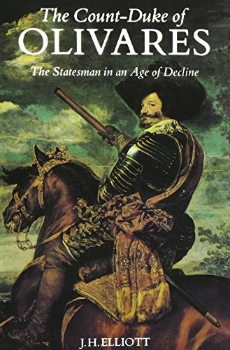 9780300044997: Count-Duke of Olivares: The Statesman in an Age of Decline (Revised)