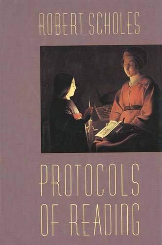 9780300045130: Protocols of Reading