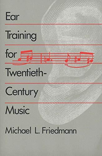 9780300045376: Ear Training for Twentieth-Century Music