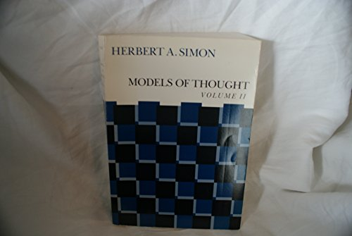 9780300045437: Models of Thought, Volume 2 (v. 2)
