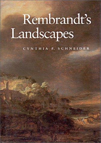 9780300045680: Rembrandt's Landscapes