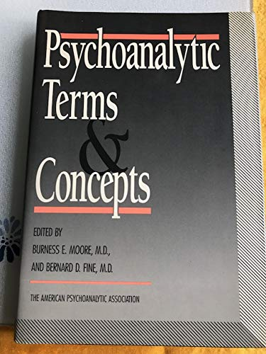 9780300045772: Psychoanalytic Terms and Concepts