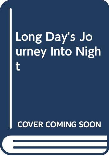 9780300046007: Long Days Journey 1
