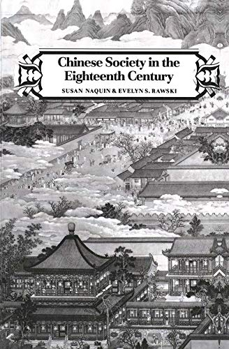 9780300046021: Chinese Society in the Eighteenth Century