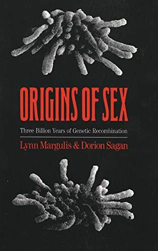 9780300046199: Origins of Sex: Three Billion Years of Genetic Recombination (Bio-Origins Series)