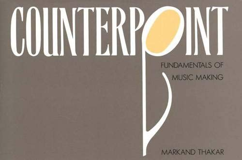 9780300046380: Counterpoint: Fundamentals of Music Making