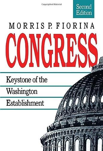 9780300046403: Congress: Keystone of the Washington Establishment, Revised Edition (Perspectives; 12)