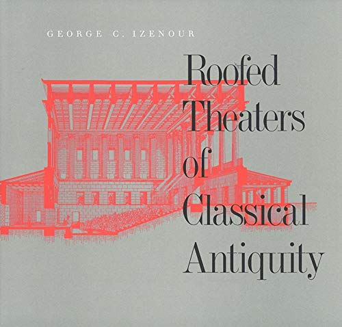 9780300046854: Roofed Theaters of Classical Antiquity