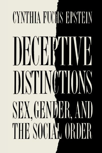 9780300046946: Deceptive Distinctions: Sex, Gender, and the Social Order