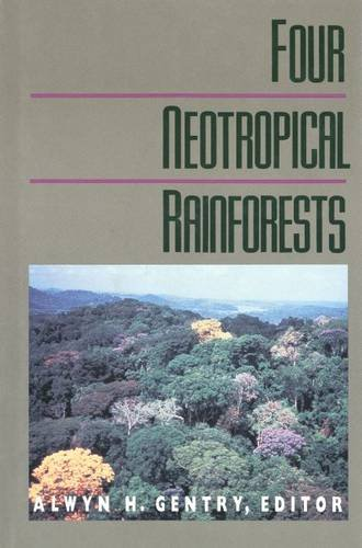 9780300047226: Four Neotropical Rainforests