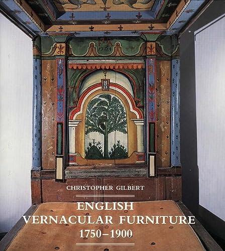 9780300047622: English Vernacular Furniture, 1750-1900 (The Paul Mellon Centre for Studies in British Art)