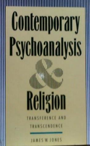 9780300049169: Contemporary Psychoanalysis and Religion: Transference and Transcendence